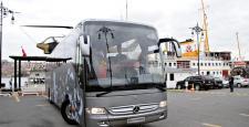 Mercedes Benz Türk'den Tourismo Relax