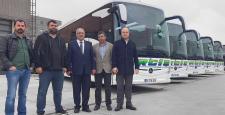 Öz Erçiş Seyahat'e 5 Yeni Tourismo