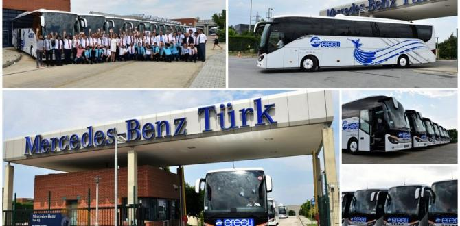 Lüks Ereğli Turizm  30 Adet Setra ComfortClass Yatırımı İle Fark Yarattı.