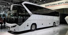 Neoplan'dan Yeni Tourliner