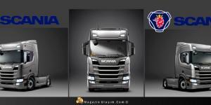 Scania S ve R Serisi