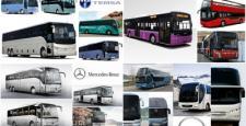 Türkiye Otobüs İhracatında Lider Ülke