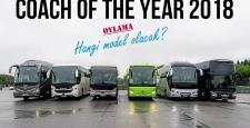 Yılın Otobüsü Seçildi
