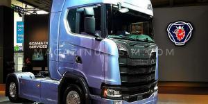 Scania Yılın Kamyonu Seçildi
