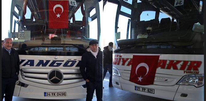 Güneydoğu'lu Otobüsçüler ; Türkiye Hepimizin