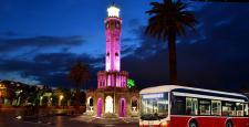 İzmir Elektrikli Otobüslerinle Buluşuyor