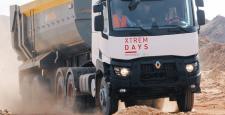 Renault Trucks, K Xtrem kamyonları ile iddialı