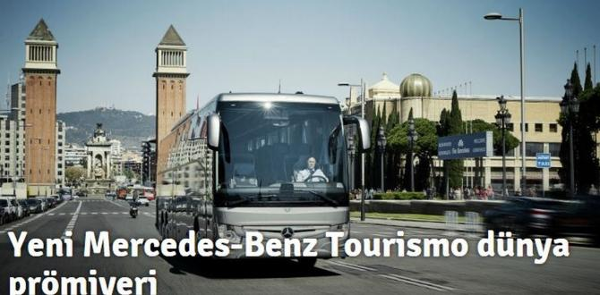 Mercedes Benz Yeni Tourismo