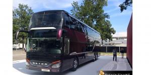Evobus Setra 531 DT'yi Tanıttı.