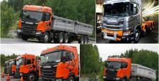 Scania XT İnşaatların Yeni Gözdesi