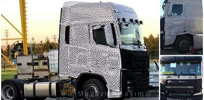 Yeni Ford Cargo Deneme Sürüşlerinde