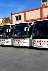 Pamukkale Turizm'e 9 Adet TOURİSMO