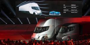 Tesla Kamyon'a en büyük sipariş UPS'ten