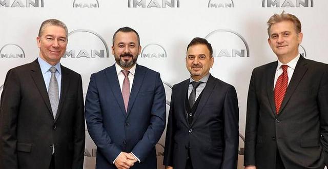 MAN Türkiye 2017'yi Değerlendirdi