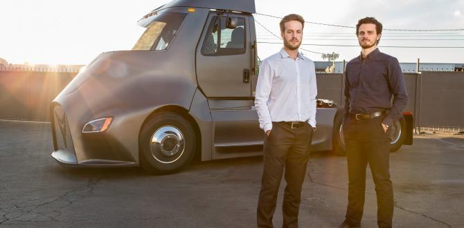 Yeni Elektrikli Kamyon-Thor Trucks