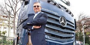 Mercedes Benz Kamyon ; Lider 2017'de Değişmedi