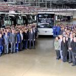 Mercedes Benz TÜRK 85.000 Otobüs Üretti
