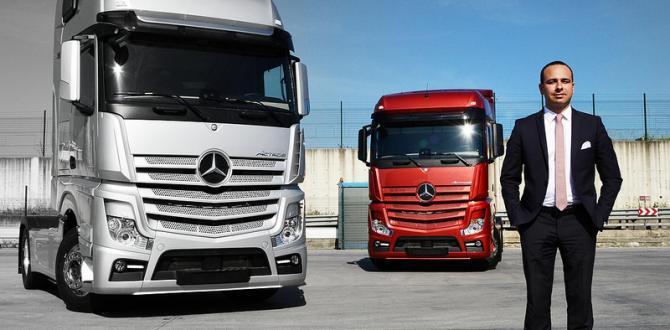 Özel Röportaj: Mercedes-Benz Çekici Ürün Yöneticisi Can Katipoğlu Actros Yeniliklerini Anlatıyor