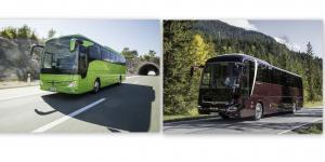 Yeni Tourismo Yeni Lions Coach Karşılaştırma