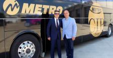 Yılın İkinci Büyük Otobüs Yatırımı Metro Turizm'den