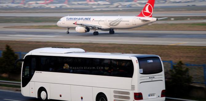 Yeni Havalimanı İhalesi Otobüs AŞ'nin