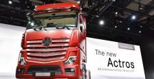 Mercedes-Benz Yeni Actros Geleceğin Tekonolojsi
