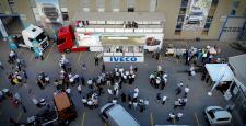 IVECO'nun Road Show Etkinliği İstanbul da Başladı.