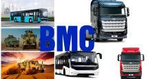 BMC'den Yüzde 100 Yerli Motor