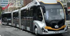 Yerli Metrobüs Akia Ultra LF 25