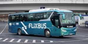 FlixBus'un Elektrikli Otobüsleri Almanya Yollarında