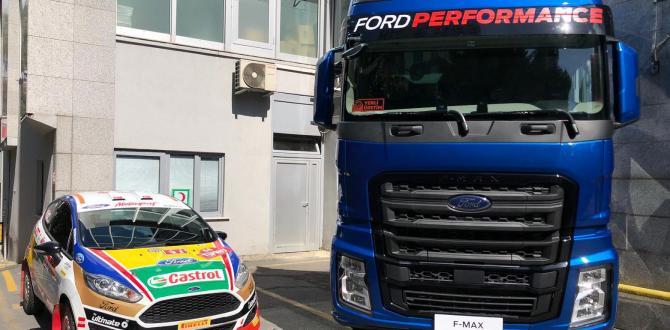 Ford Otosan'dan Motorsporlarına Destek