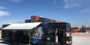 Ezber Bozanlar 2020 Otobüsü Mercedes-Benz Türk'te!