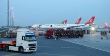 Yeni Havalimanı'na Taşıma Operasyonu Başladı