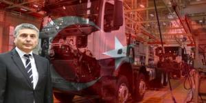 Türkiye'de Üretilen Her 5 Kamyondan 4'ü Mercedes Yıldızı Taşıyor