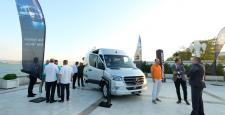 Mercedes Benz Yeni Sprinter'a Tam Not