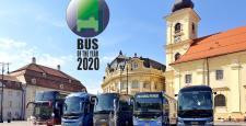 """Yılın Otobüsü """"Bus Of The Year 2020 """" Yarışması Başladı"""