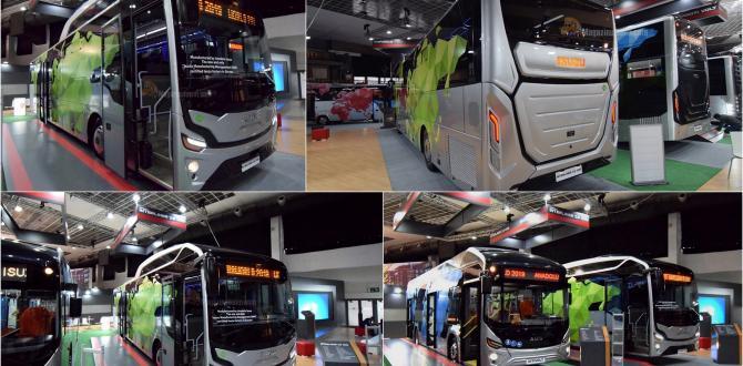 Anadolu Isuzu 3 Yeni Otobüs Tanıttı