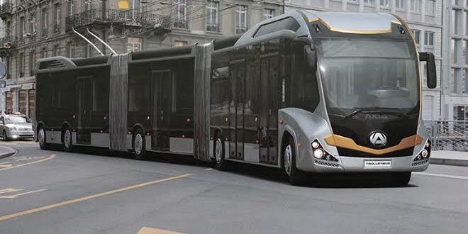 İstanbul Belediyesi Yerli Metrobüs Alıyor