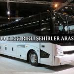 Van Hool'den %100 Elektrikli Şehirler Arası Otobüs