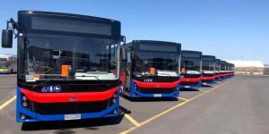 BMC Otobüsler İtalya Yollarında