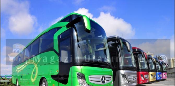 Mercedes-Benz'in Yeni Amiral'i Travego Yollarda
