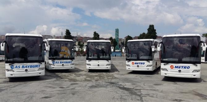 Kısa Mesafelerin Lideri Mercedes-Benz Tourismo.