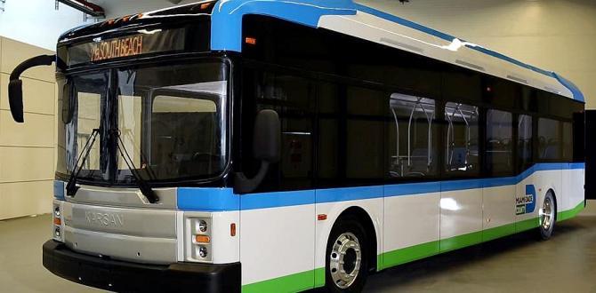 Karsan'dan Amerika'ya Otobüs