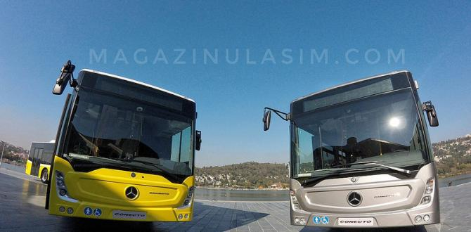 Mercedes Benz Yeni Conecto Tüm Ayrıntılarıyla