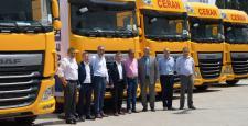 Daf Trucks Türkiye'de
