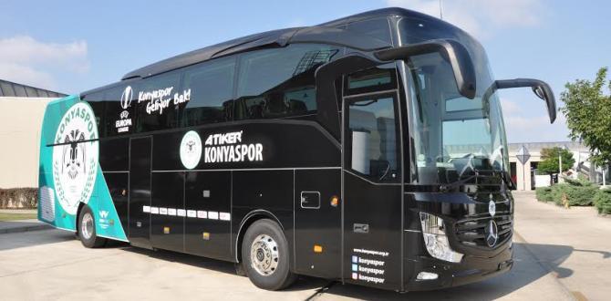 Konya Spor'un Tercihi Yeni Travego