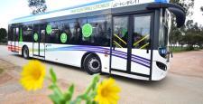 Elektrikli Otobüsler İzmir'de