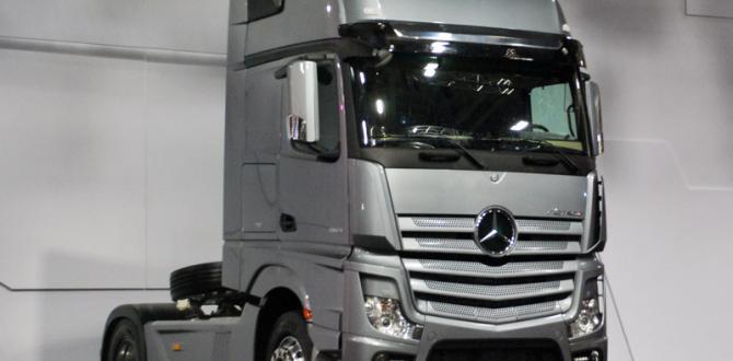 Albayrak Mercedes Benz  Kamyon'dan Vazgeçmiyor