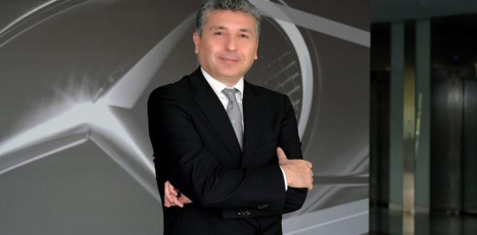 Mercedes-Benz Türk'ten 50 Girşimciye 500 bin liralık destek