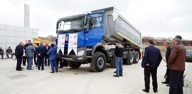 Anadolu Isuzu, Tatra'yı Üretecek